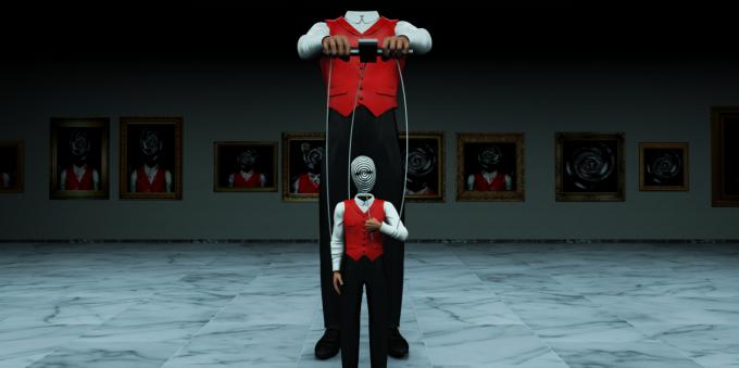 The Theater - A Creepypasta Legend