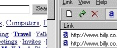 Sites2C helps the user maintain a list of sites to see at later time. Suppose... sites like retube