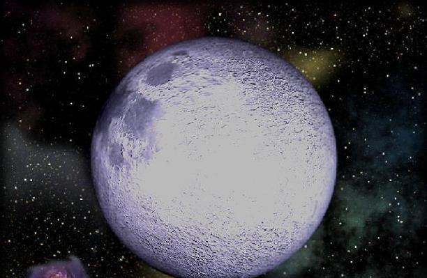 Moon WP moon rise