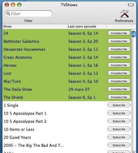 TVShows meridian 90 tv