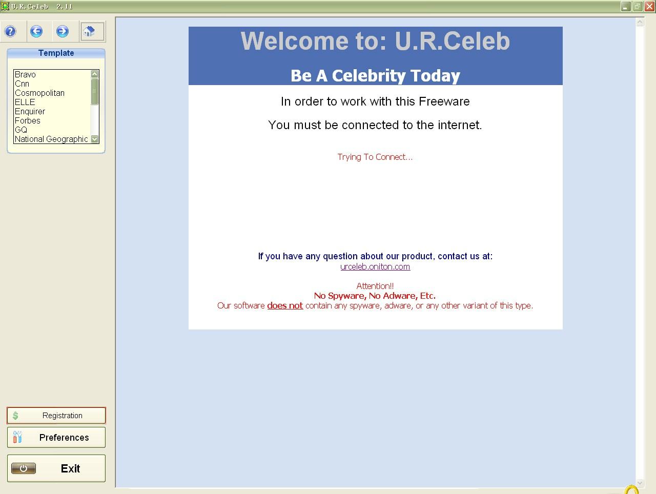 U.R.Celeb bd magazine