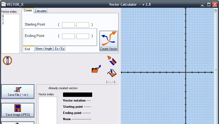 Vector_X is a vector calculator can help you calculate your Physics easily. flame