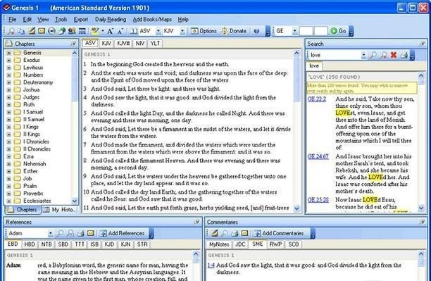 Free Teen Bible Browser Software 91