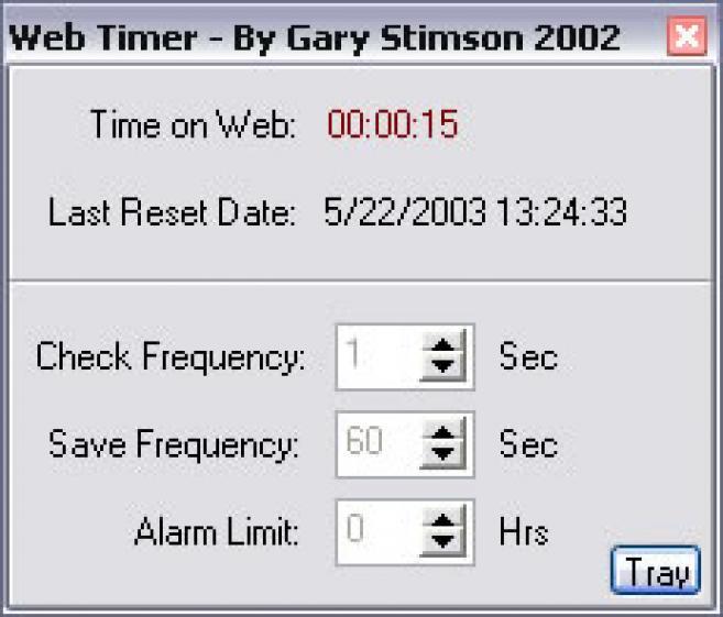 Windows 8 Web Timer full