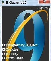 IE Cleaner