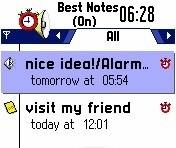 Best Notes softwere nokia 6630