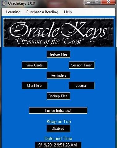 OracleKeys