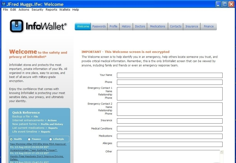 Instant invoice n cashbook 2007