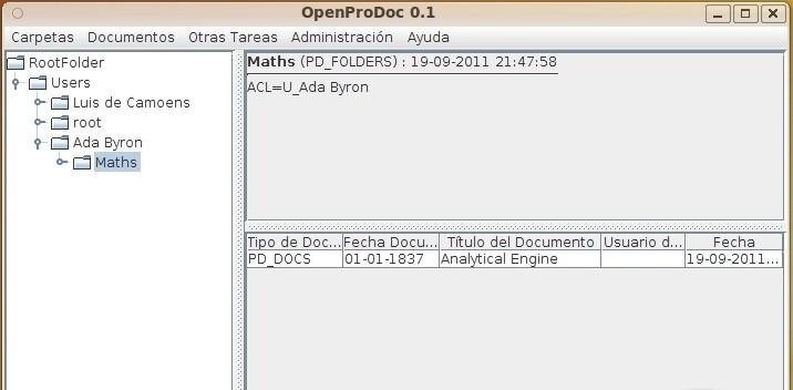 OpenProdoc