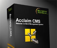 Acclaim CMS turbocad 15