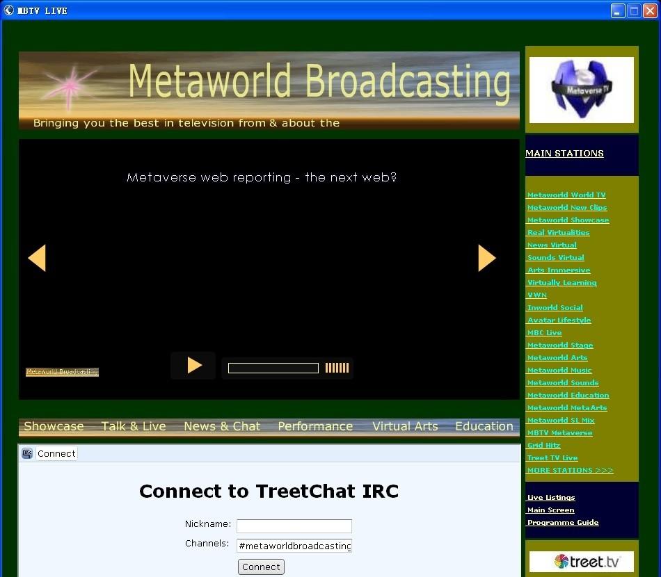 MBTV Player