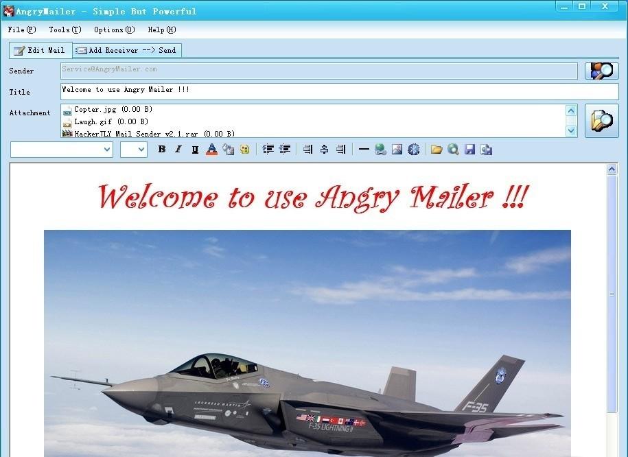 AngryMailer