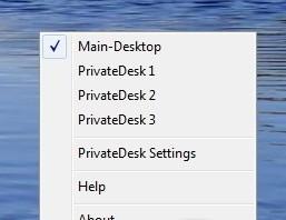 PrivateDesk