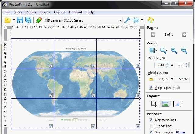 Скачать poster printer (proposter) 3. 39 - proposter - программа для. . Уд