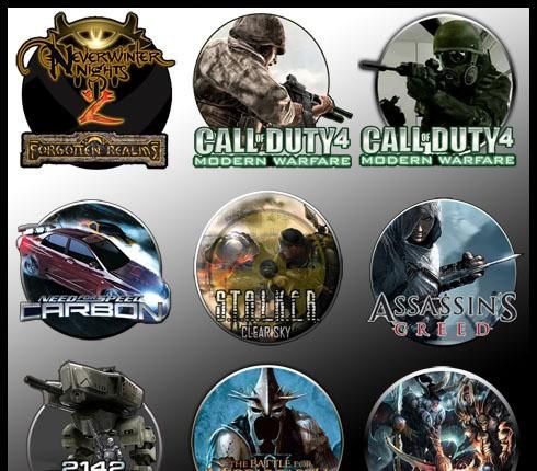 Game Icons II dota frozen throne