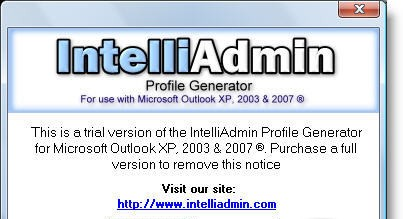IntelliAdmin radmin
