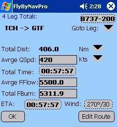 FlyBy Nav Pro lightning