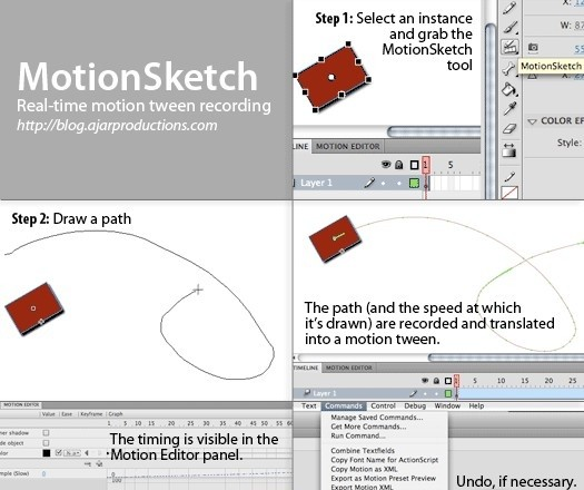 MotionSketch super mamadas gratis