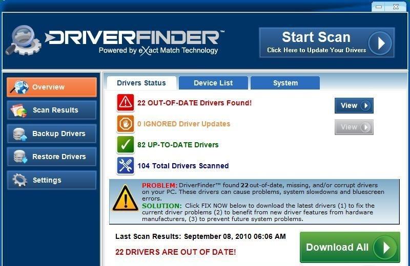 Гед скачать ключ или кряк на Driver Updater v. 1.1.3. Пол Инета.