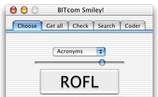 BITcom Smiley animated smiley face