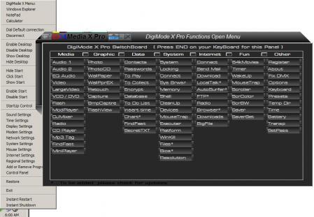 DigiMode X Pro