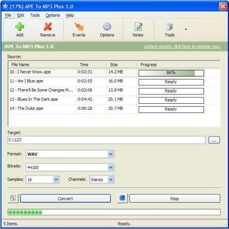 APE To MP3 Plus