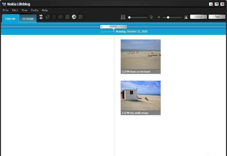 Nokia Lifeblog softwere nokia 6630