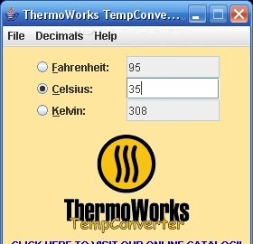 TempConverter - Easily convert between Fahrenheit