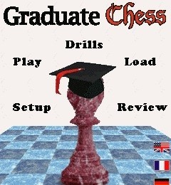 Graduate Chess 3d chess screensaver