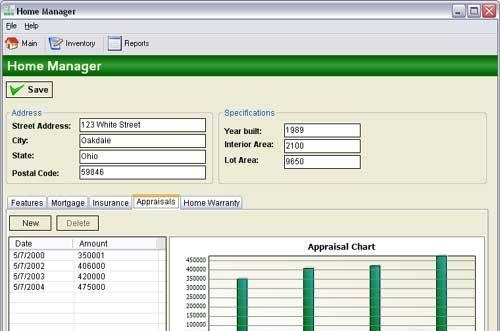 Home Manager 2007 - Begin your home inventory today yuvutu home videos