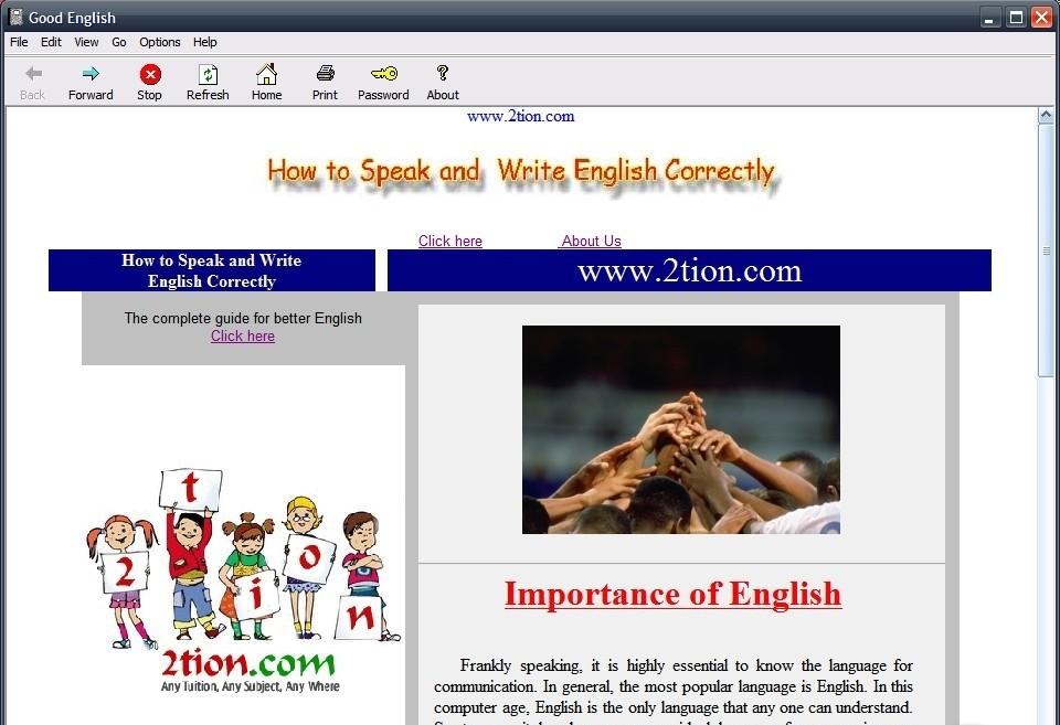 Dictionary English Softwares