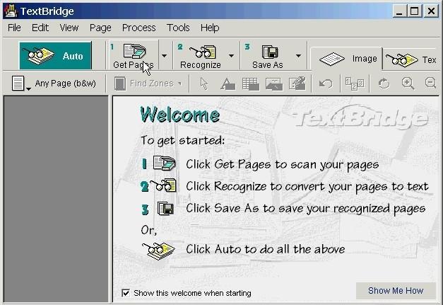 TextBridge Pro