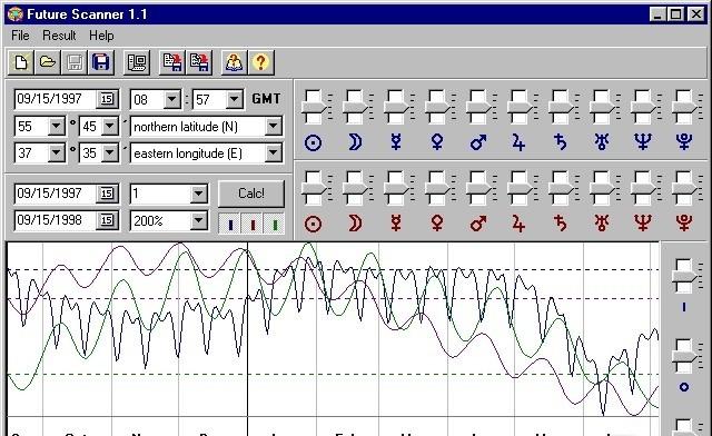 Future Scanner meridian 90 tv