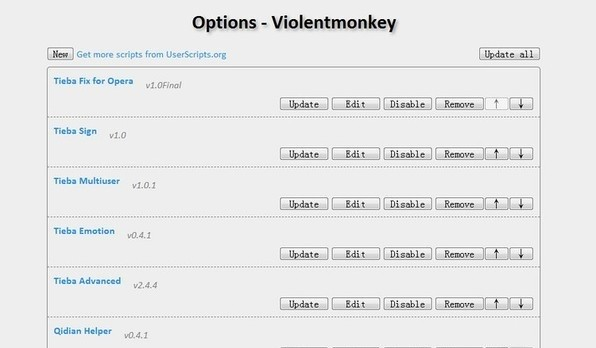Violent Monkey www youtubedownload com