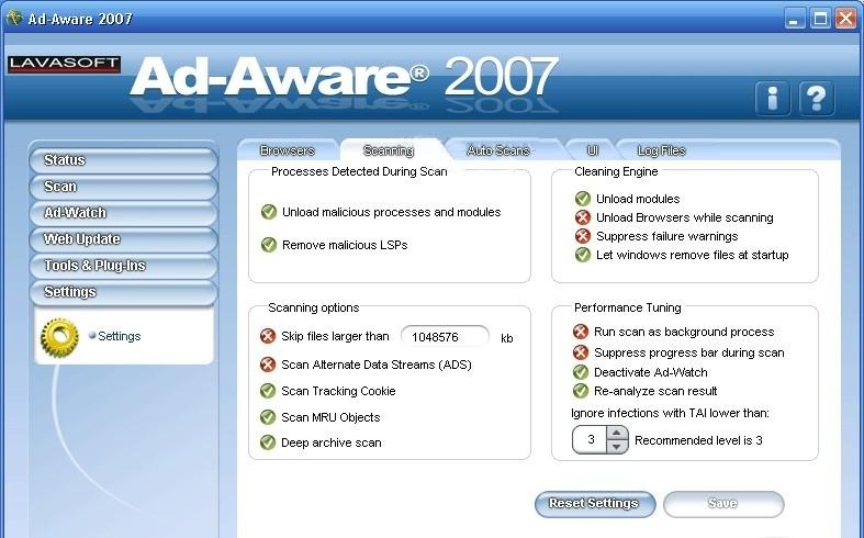 Скачать Ad-Aware 2008 7.1.0.6 Beta http//dlserver1.download.lavasoft.