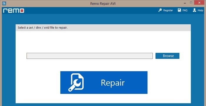 Remo Repair AVI