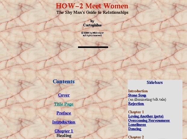 HOW-2 Meet Women