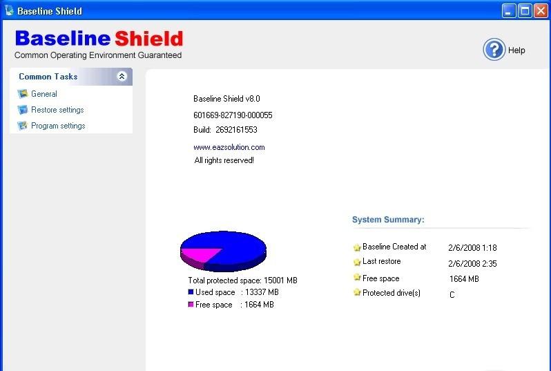 Baseline Shield hotspot shield 1 3