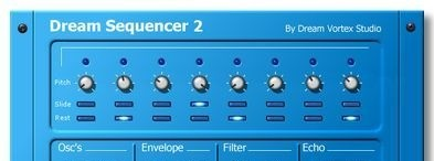 Dream Sequencer sequencer