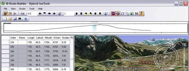 3D Route Builder newspaper route software