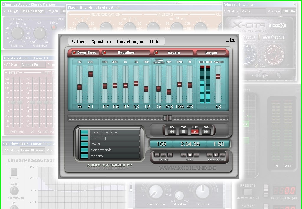 Audio Optimizer