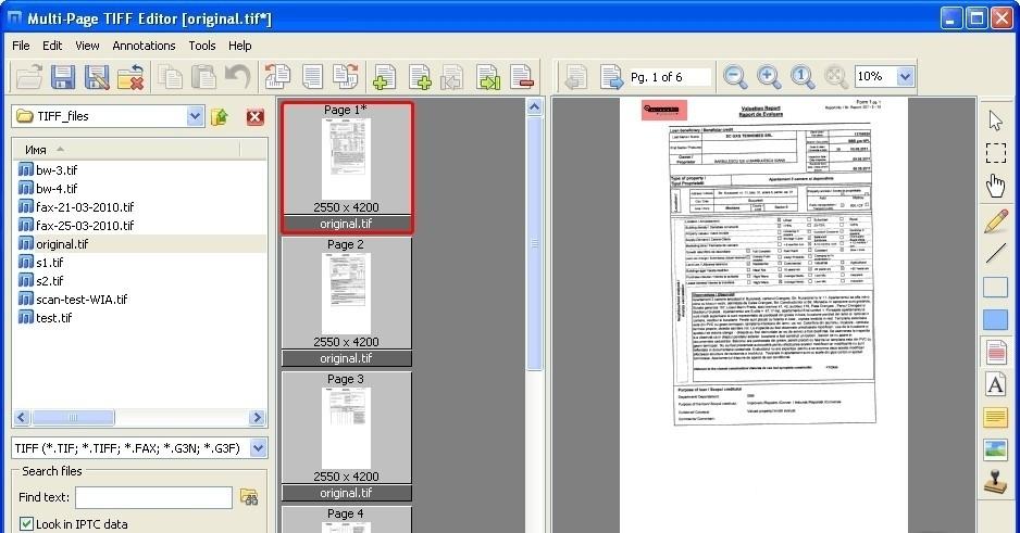 free convert tiff to pdf software