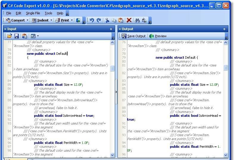 Java Code Export zip code look