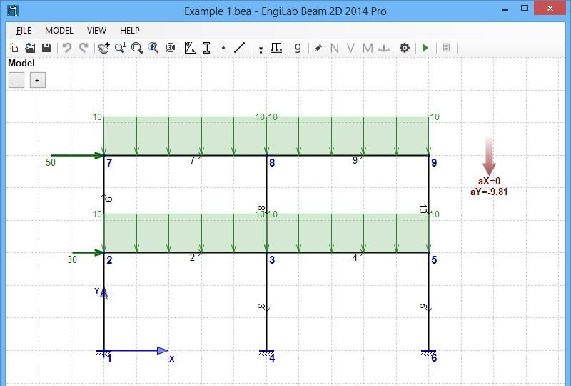 EngiLab Beam.2D 2014 kalender 2014