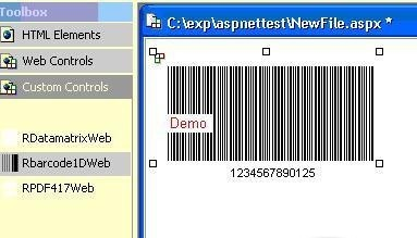 RBarcode for .NET