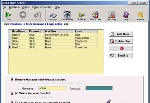 Web forum Server sites like retube
