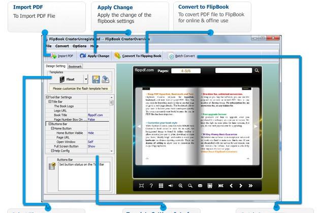 Flip PDF Standard