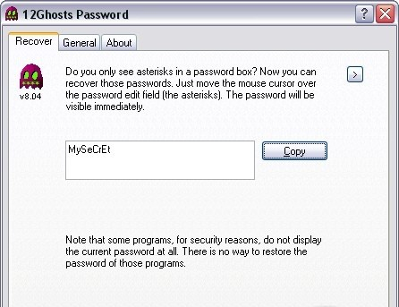 12Ghosts Password alexroot4 imgsrc password