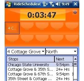 RideSchedulesCTA