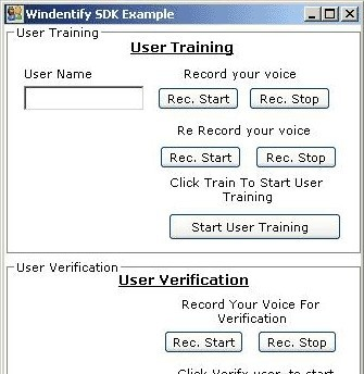 Speaker Verif DLL passwords com